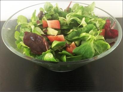 Lasagne-Salaten