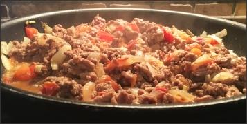 Moussaka-StekeKjøttsaus