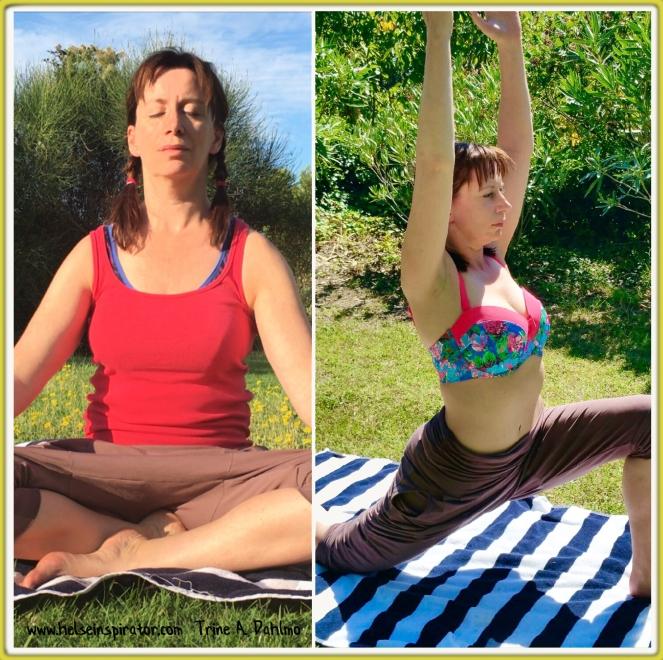 Yoga-Frankrike