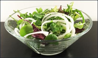 quorn-salaten