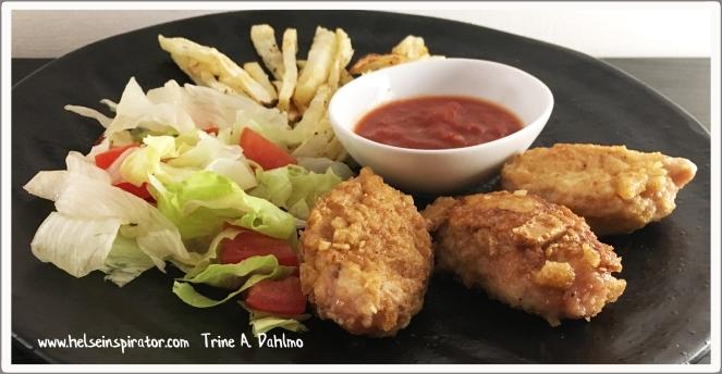 chickennuggets-servert