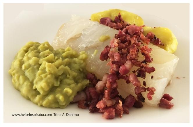 lutefisk-servert