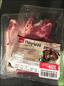 Høyrygg-Kjøtt
