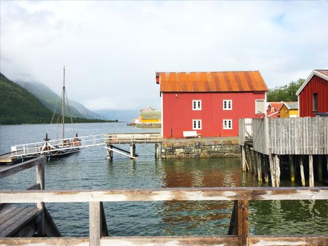 Mosjøen-Fjorden