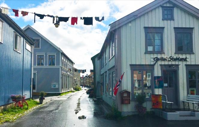 Mosjøen-Sjøgata