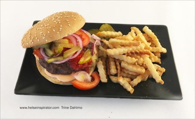 HamburgerServert