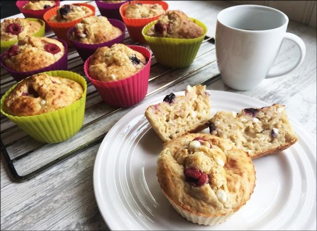 Muffins-Servert