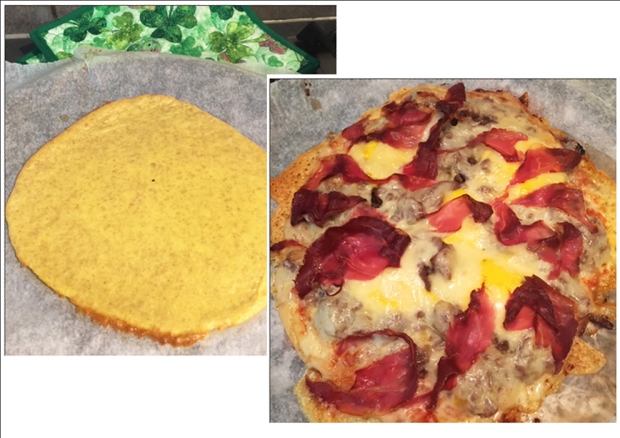 Jessicas pizza