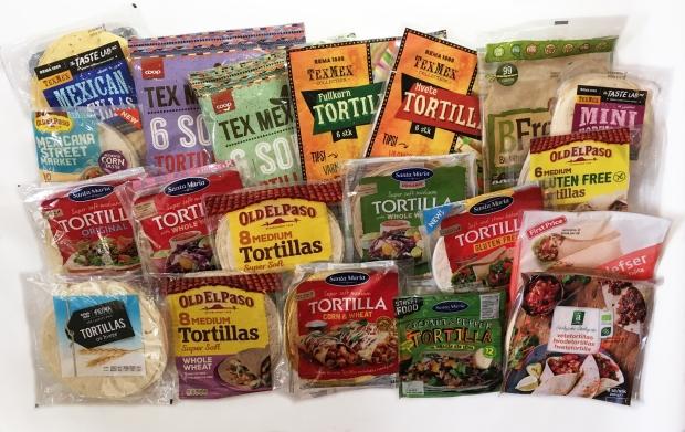 Bilde Alle Tortillalefser